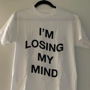 Anti Social Social Club T-shirt small